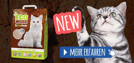 Katzenstreu Katze Ecodream