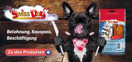 Hundesnacks Swissdog