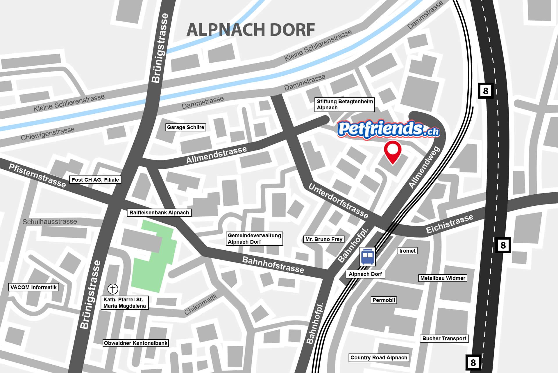 Plan Alpnach